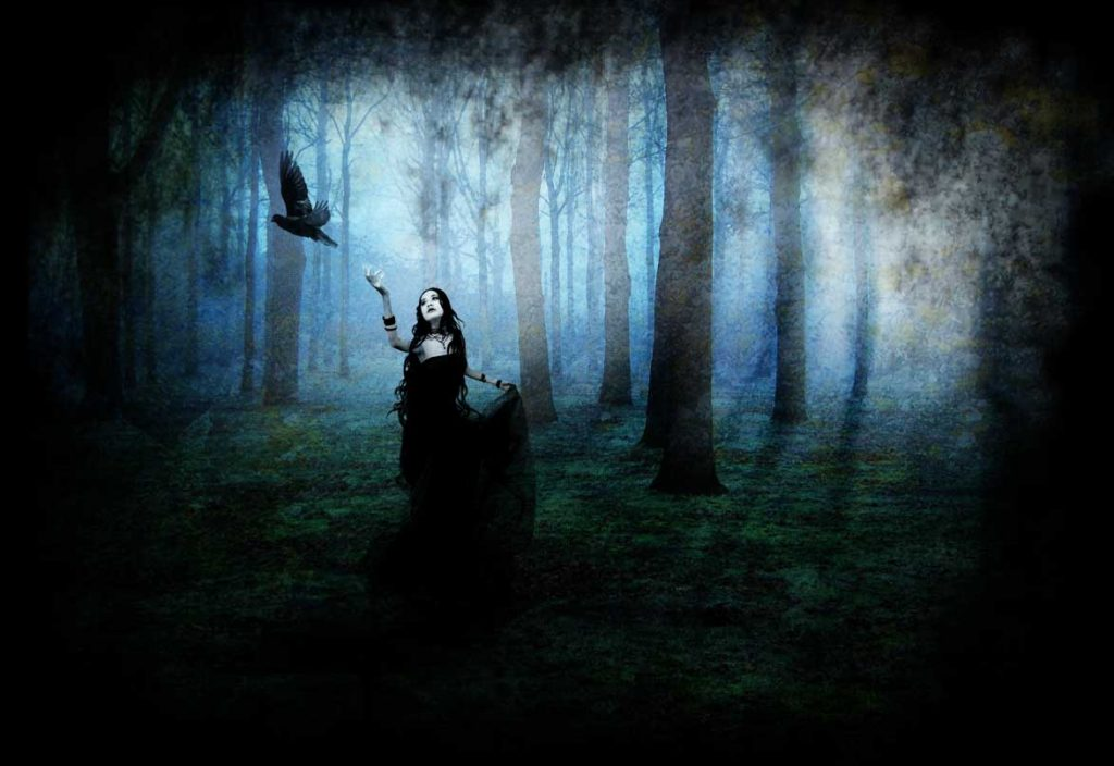 Feeding the Demon of Shame: A Magickal Practice   WITCH